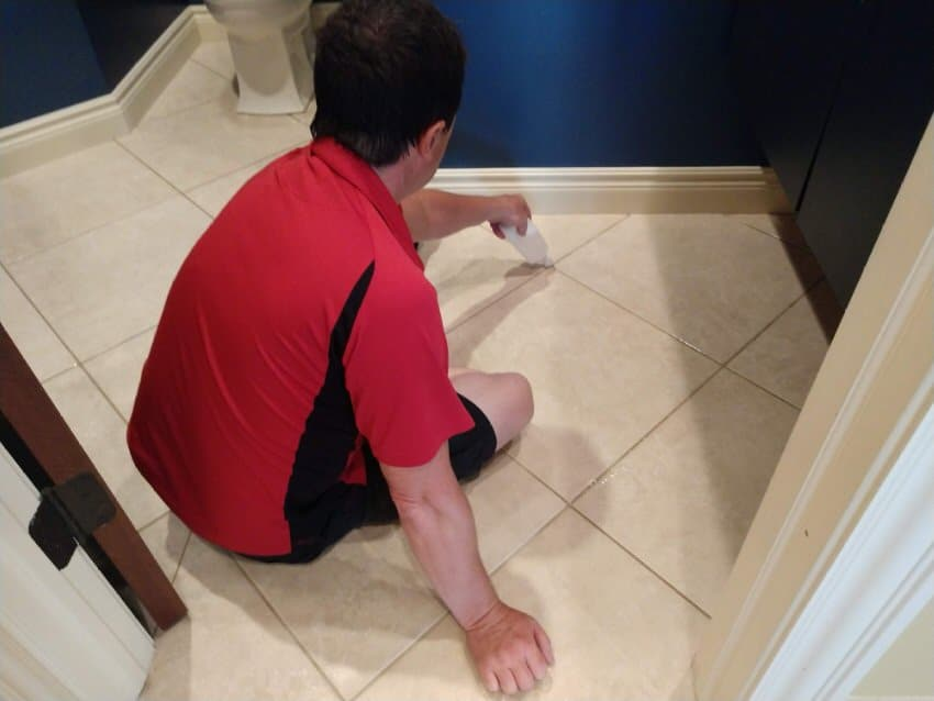 Grout Sealing Sagianw, Midland, Bay City